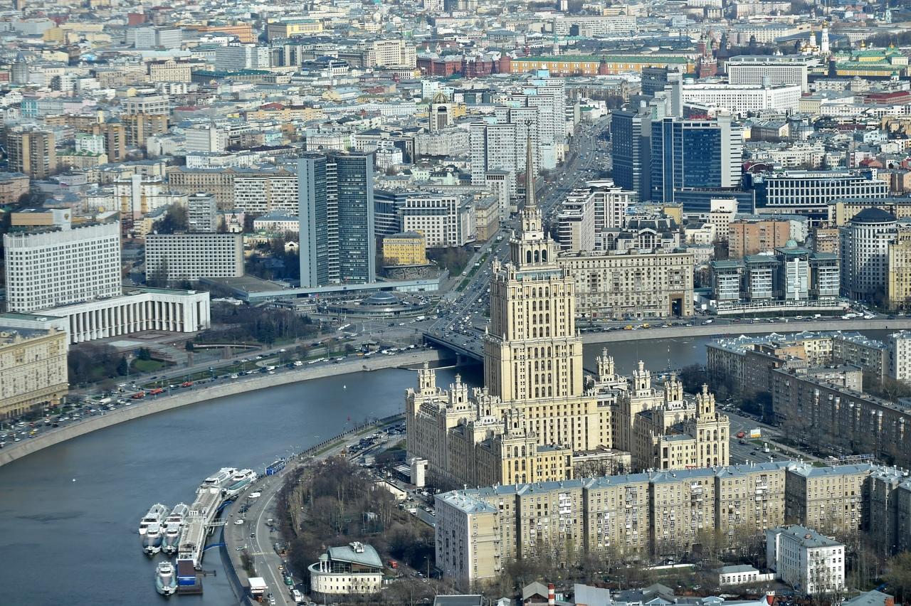 moskva 15 міст Росії, де англійська знають найкраще