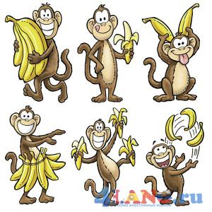 Go bananas - английская идиома