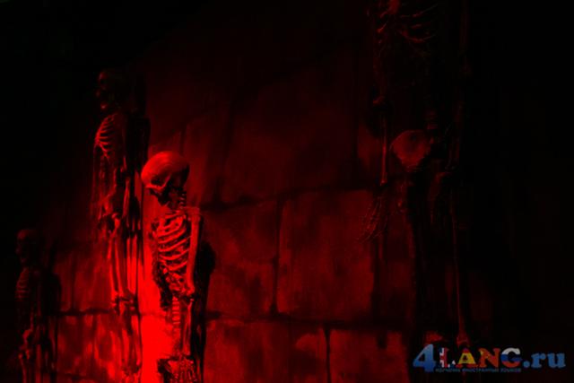 Haunted house - Дом с привидениями