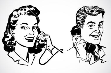 Разговор по телефону на английском