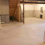 Basement— подвал