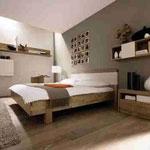 Bedroom— спальня