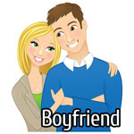 Boyfriend — парень