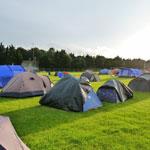 camping— Поход с палатками