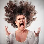 Exasperated – сердитый