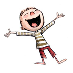 Glad – радостный