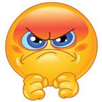 Irritated – раздражённый
