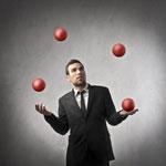 juggling - жонглирование