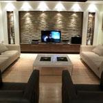 Living room— гостиная