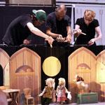 puppetry - Кукольный театр