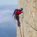 Rock climbing - скалолазание
