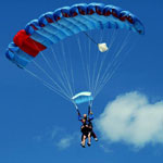 skydiving - Прыжки с парашютом