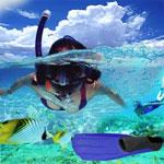 snorkelling - Плавание с маской и трубкой