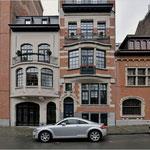 Town house— городской жилой дом